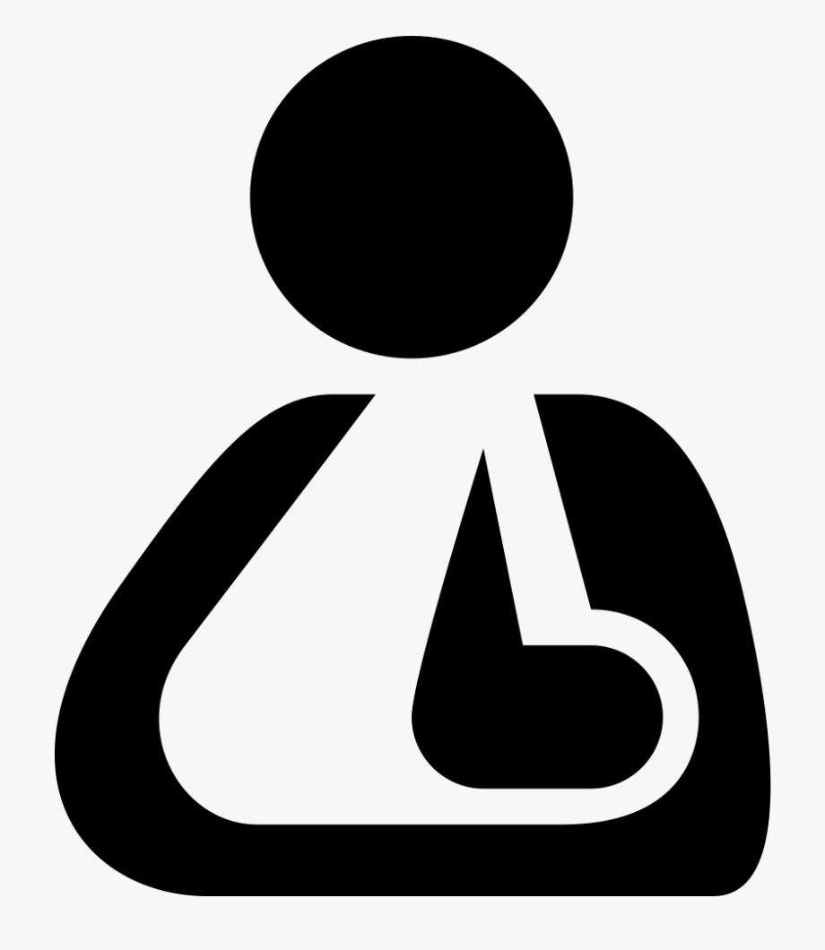 triangular-bandage-comments-patient-icon-font-awesome